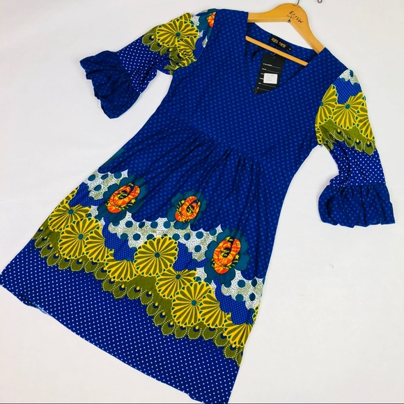 8bc9fe125ad NWT Reborn Collection Tunic Dress
